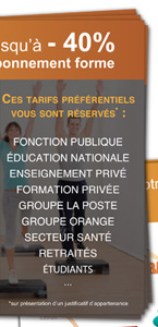 Flyer promotionnel ESLC